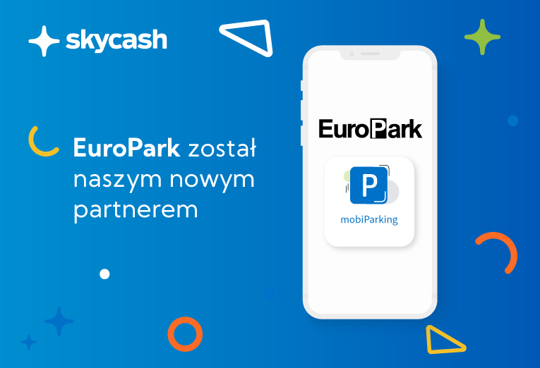 EuroPark partnerem SkyCash